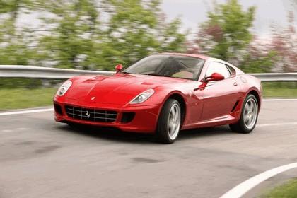 2009 Ferrari 599 GTB Fiorano Handling GT Evoluzione 19