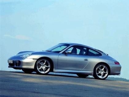 2003 Porsche 911 40th Anniversary Edition 1