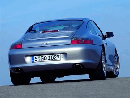 2003 Porsche 911 40th Anniversary Edition 2
