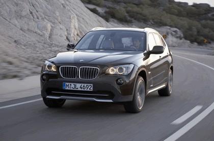 2009 BMW X1 2