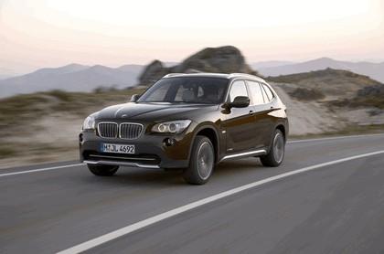 2009 BMW X1 4