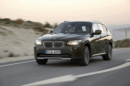 2009 BMW X1 8