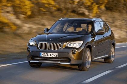 2009 BMW X1 10