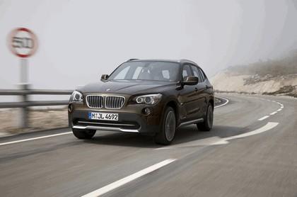 2009 BMW X1 16
