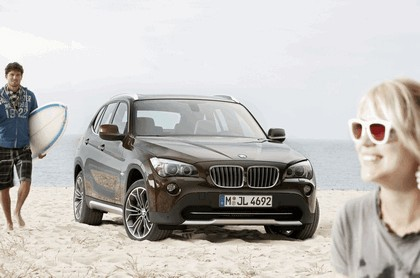 2009 BMW X1 48