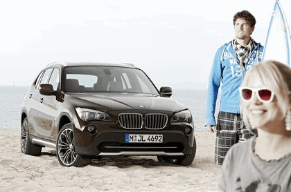 2009 BMW X1 49