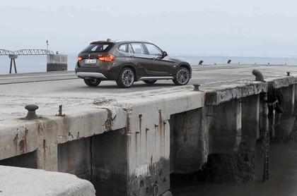 2009 BMW X1 55