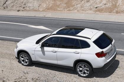 2009 BMW X1 78