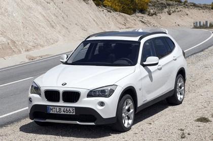 2009 BMW X1 81