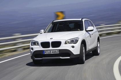 2009 BMW X1 104