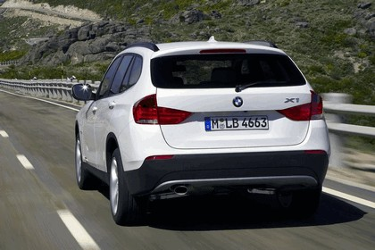 2009 BMW X1 108
