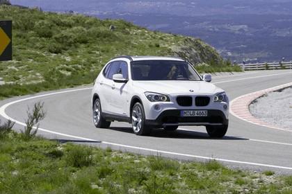 2009 BMW X1 110