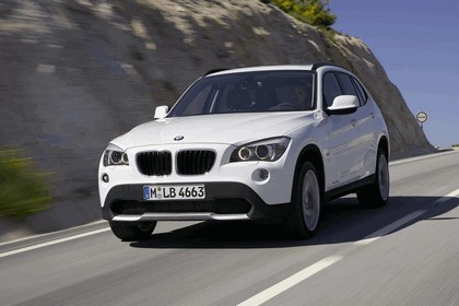 2009 BMW X1 121