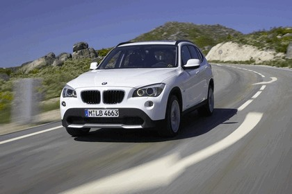 2009 BMW X1 123