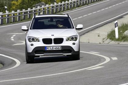 2009 BMW X1 125