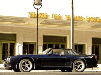 1982 Jaguar XJS coupé 6.0 by Lister 1