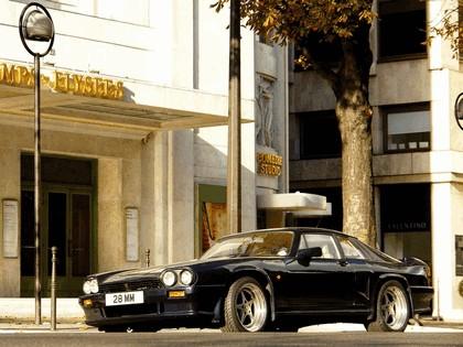 1982 Jaguar XJS coupé 6.0 by Lister 2
