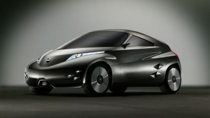 2007 Nissan Mixim concept 8