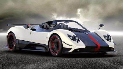 2010 Pagani Zonda Cinque roadster 2