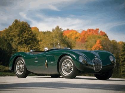 1951 Jaguar C-Type 1