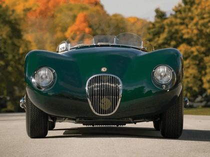 1951 Jaguar C-Type 4