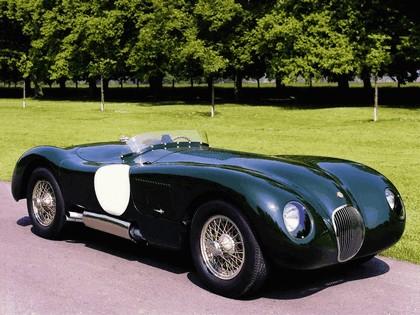 1951 Jaguar C-Type 6
