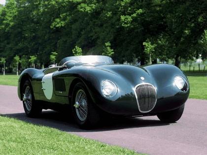 1951 Jaguar C-Type 7
