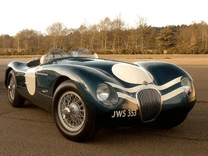 1951 Jaguar C-Type 10