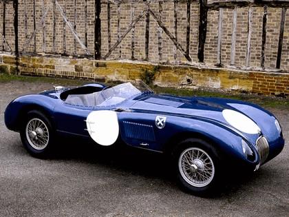 1951 Jaguar C-Type 11