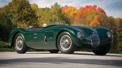 1951 Jaguar C-Type 3