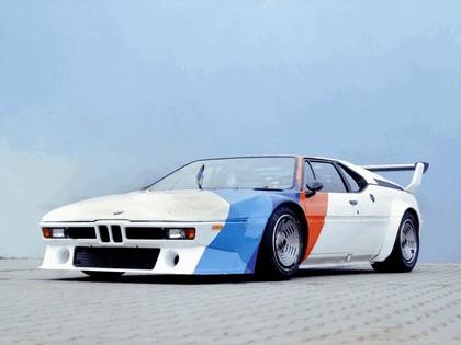 1979 BMW M1 ( E26 ) Procar 1