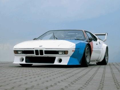 1979 BMW M1 ( E26 ) Procar 2