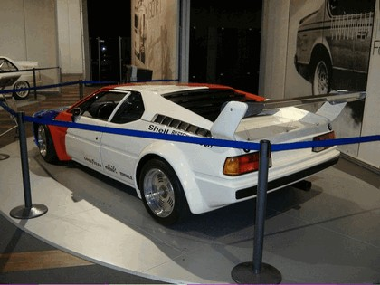 1979 BMW M1 ( E26 ) Procar 9