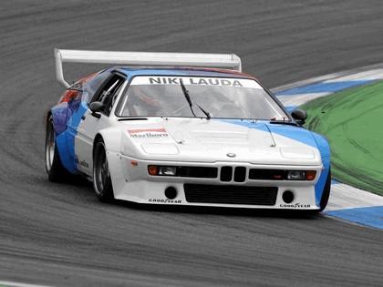 1979 BMW M1 ( E26 ) Procar 16