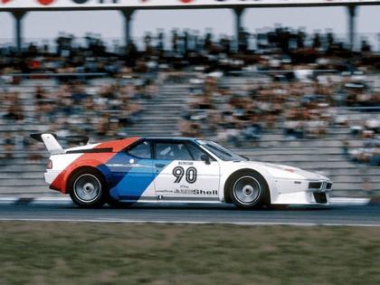 1979 BMW M1 ( E26 ) Procar 21