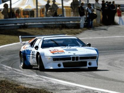 1979 BMW M1 ( E26 ) Procar 23