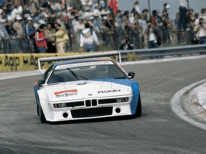 1979 BMW M1 ( E26 ) Procar 24