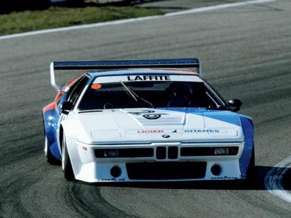 1979 BMW M1 ( E26 ) Procar 25