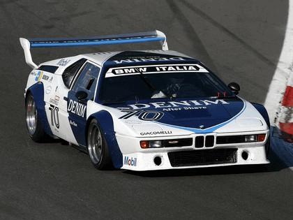 1979 BMW M1 ( E26 ) Procar 29