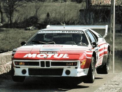 1979 BMW M1 ( E26 ) Procar 41