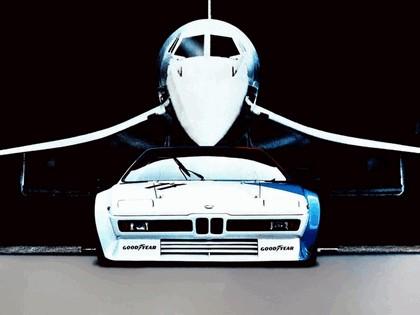 1979 BMW M1 ( E26 ) Procar 49