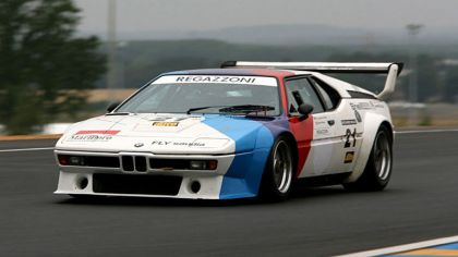 1979 BMW M1 ( E26 ) Procar 8