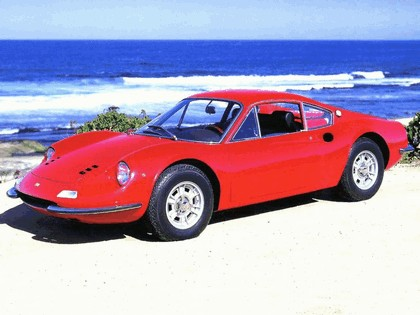 1966 Ferrari Dino 206 GT 6