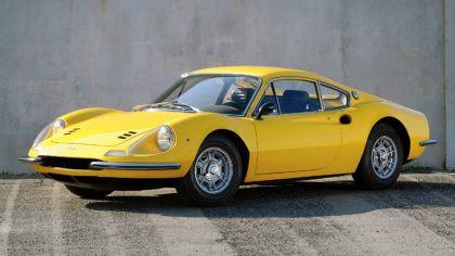 1966 Ferrari Dino 206 GT 7