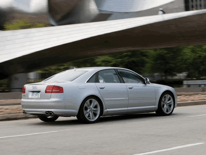 2008 Audi S8 ( D3 ) - USA version 6