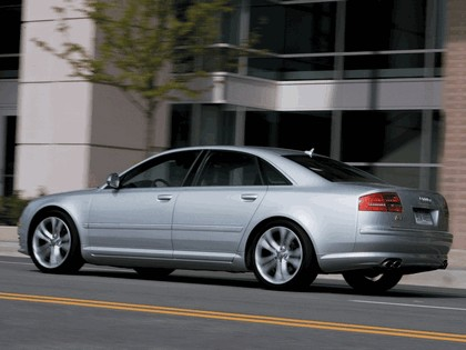 2008 Audi S8 ( D3 ) - USA version 7