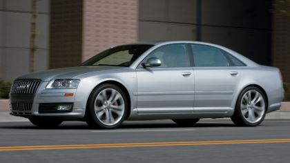 2008 Audi S8 ( D3 ) - USA version 6