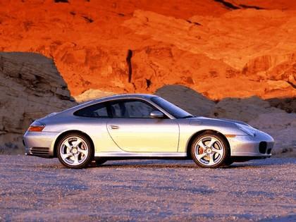 2003 Porsche 911 Carrera 4S 4