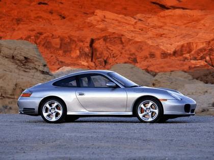 2003 Porsche 911 Carrera 4S 5