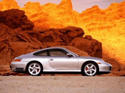 2003 Porsche 911 Carrera 4S 6